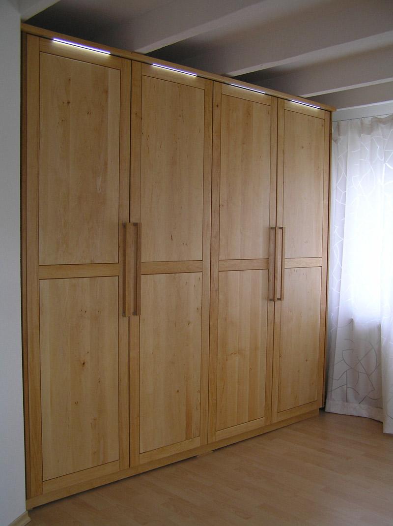 Schlafzimmerschrank Schreinerei Harburg